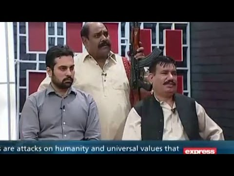 Khabardar with Aftab Iqbal - 14 November 2015