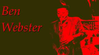Ben Webster - Pouting