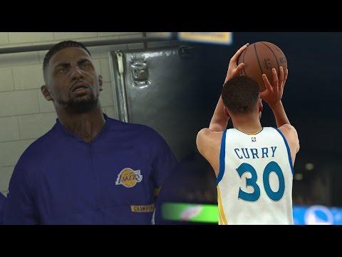PREMIER MATCH NBA !! ET PREMIER GROS MATCH ! 🔥 | NBA 2K17 : MA CARRIÈRE #4