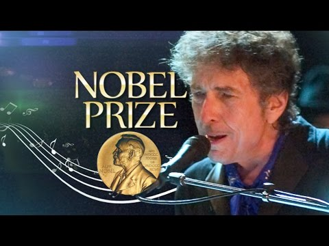 Bob Dylan 2016 Nobel Prize - A Hard Rain's A Gonna Fall live
