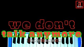 we don't talk anymore - charlie puth (melodica cover).mp3