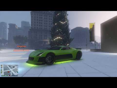 GTA 5 festive surprise horn 1 loop