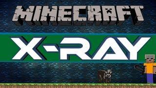 [Minecraft] X-Ray Mod / Nur noch wichtige Erze sehen können / Better Coordinates...