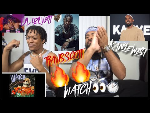 Travis Scott - Watch (Audio) ft. Lil Uzi Vert, Kanye West | FVO Reaction
