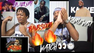 Travis Scott - Watch (Audio) ft. Lil Uzi Vert, Kanye West | FVO Reaction