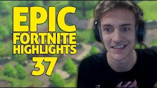 Ninja - Fortnite Battle Royale Highlights #37