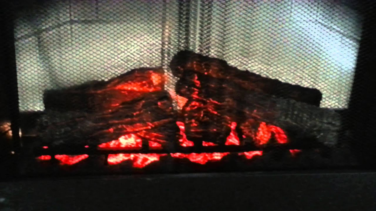 dimplex bf39dxp electric fireplace insert youtube