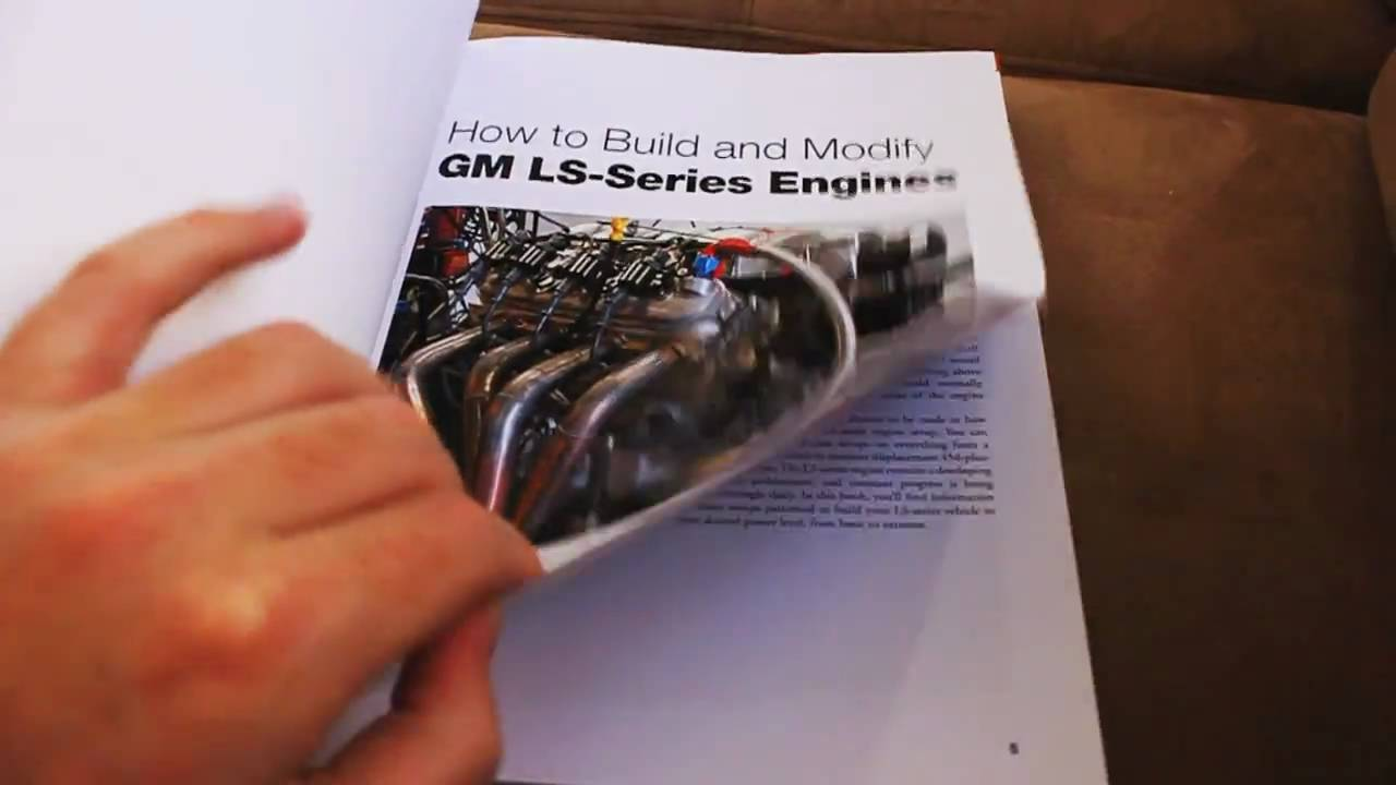 How To Build And Modify Gm Ls Series Engines By Joseph Potak Ls3 Wiring Harness Modification