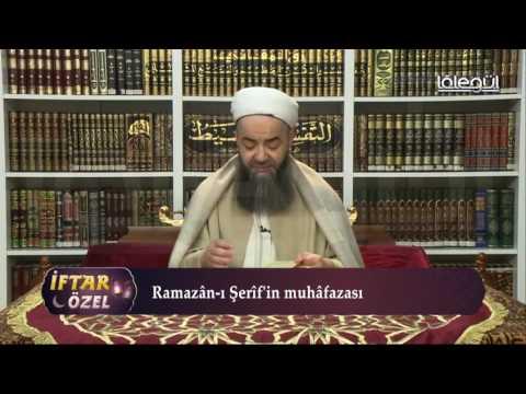 11 Haziran 2016 Tarihli İFTAR Sohbeti - Cübbeli Ahmet Hocaefendi