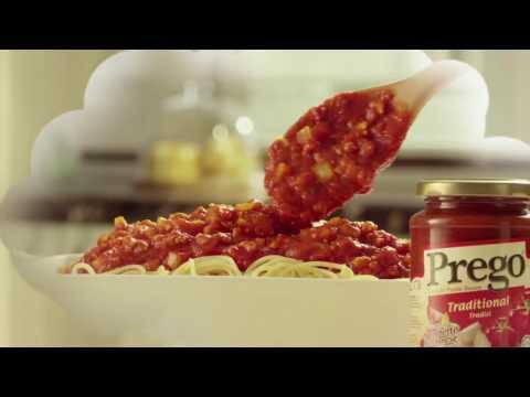 Prego Friday Spaghetti Bolognese