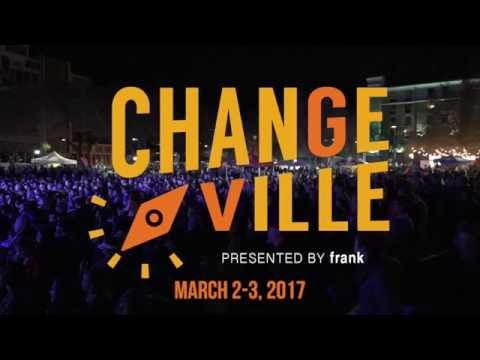 Changeville: Gainesville's Social Change Festival