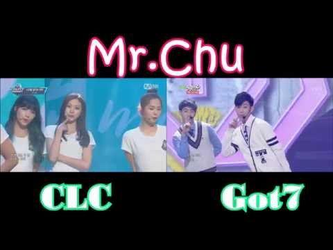 Apink - Mr.Chu (Cover by CLC, GOT7)