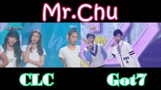 Apink - Mr.chu  Cover By Clc, Got7