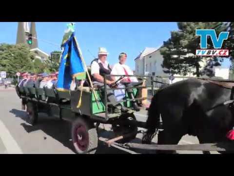 Krojový průvod - Svatováclavské slavnosti Břeclav 2019