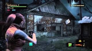 resident evil revelations 2 raid mode gauntlet 6 6 claire classic re2 outfit