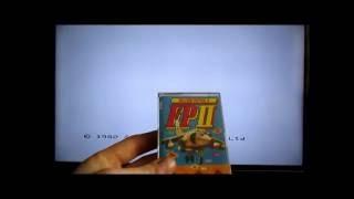 Nowy CPU Zilog Z80 test na Timex 2068 (zx spectrum)