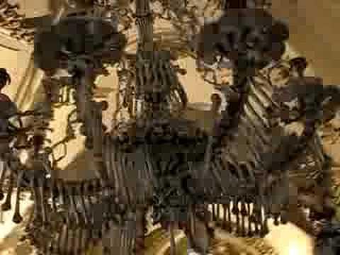 kostnice ossuary Sedlec Czech republic