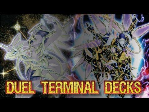 Duel Terminal Decks #24 - Satellarknight - August 2016