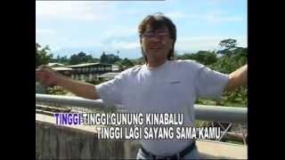Kimin Mudin - Sayang Kinabalu (Karaoke)