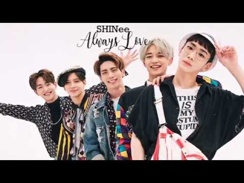 SHINee - Always Love lyrics
