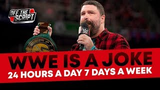 MICK FOLEY INTRODUCES THE 24/7 CHAMPIONSHIP 😒 | WWE Raw May 20, 2019 Full Show Review & Results