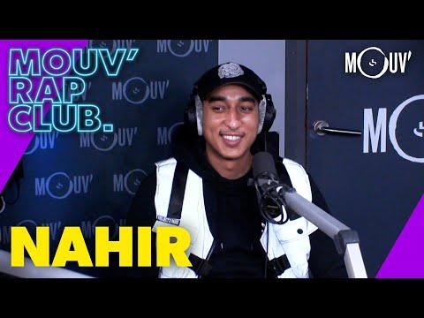 Youtube: Nahir:«Pour réussir, fallait que je fasse du tri dans mon entourage»
