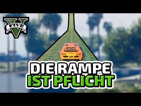 Die Rampe ist Pflicht - ♠ GTA V Online Season 2 ♠ - Let's Play GTA V Online - Dhalucard