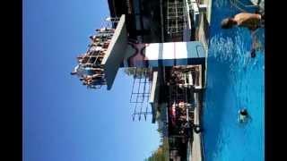 LOH 2012 Londýn - Skoky do vody - Tom Daley SaltoŠipi