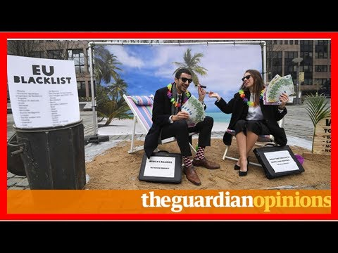 Latest News - A tax haven blacklist without you is a whitewash   Prem sikka
