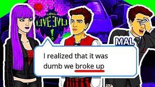 Descendants 3: Uma Comes | Mal and Ben BREAK UP! Mal is Dating HARRY? | Disney Descendants Episode 1