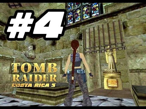 004 Tomb Raider Costa Rica Ep.3 [IvánTRFan for CGTV Broadcast] @IvanTRFan