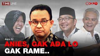 Denny Siregar: ANIES, GAK ADA LO GAK RAME.. - YouTube