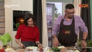 Кулинарное шоу Владимира Павлова «Сделай как я» с Женей Любич