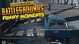 TAIWAN NUMBER ONE! - PlayerUnknown's Battlegrounds Funny Moments