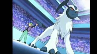Pokemon: Absol and Luxray - Bad Boy