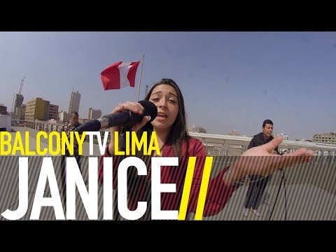 JANICE - ONE IN A MILLION (BalconyTV)