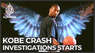 Kobe Bryant death: Bad weather considered in crash investigations