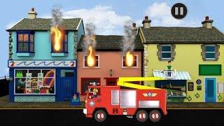 Fireman Sam Fire & Rescue Part 1 - Best iPad app demo for kids - Ellie
