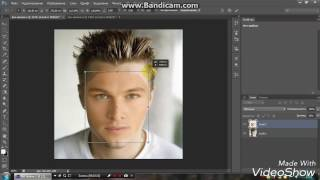 Как заменить лицо в фотошопе. CS 6