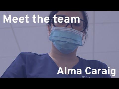 Meet the Team - Alma Caraig