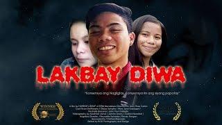 #DEREKTV LAKBAY DIWA - A Horror short film