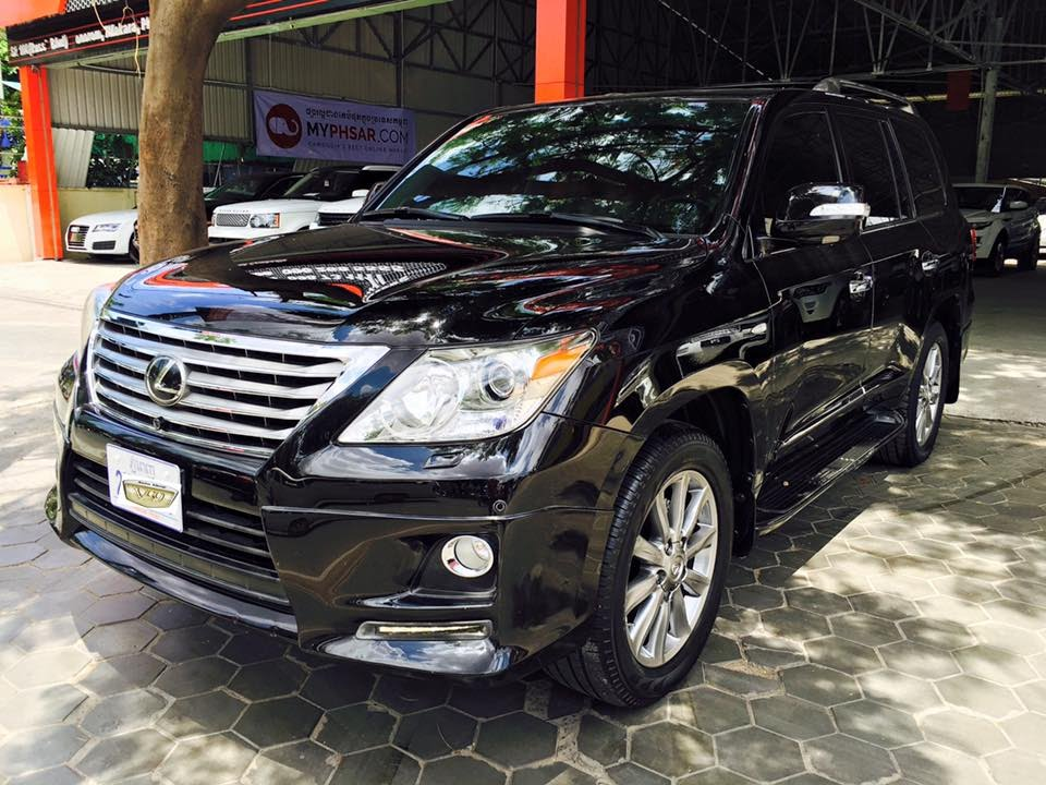 LEXUS LX570 2011 (ARAB) FULL OPTIONS   Full Review