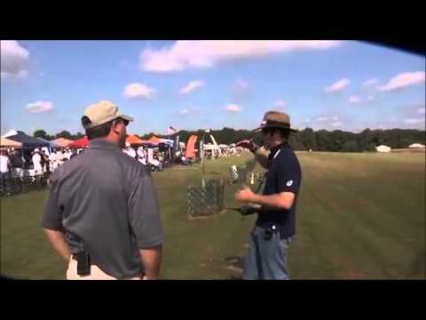 Curtis Youngblood RC Heli AutoRotation explanation and Demo