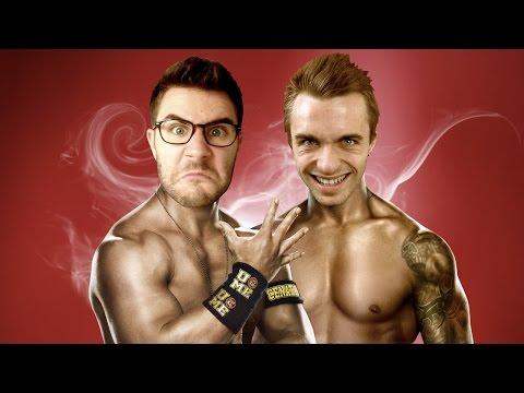 ON SE BAT EN SLIP ! - WWE 2k15