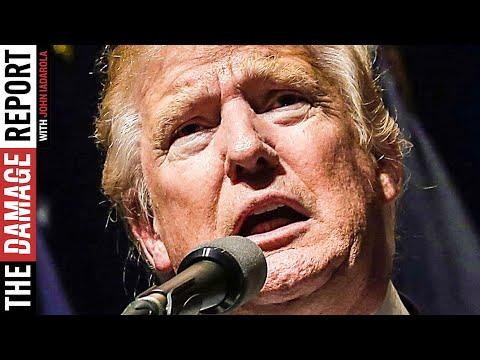 Trump Speech Hints He's GIVING UP?!