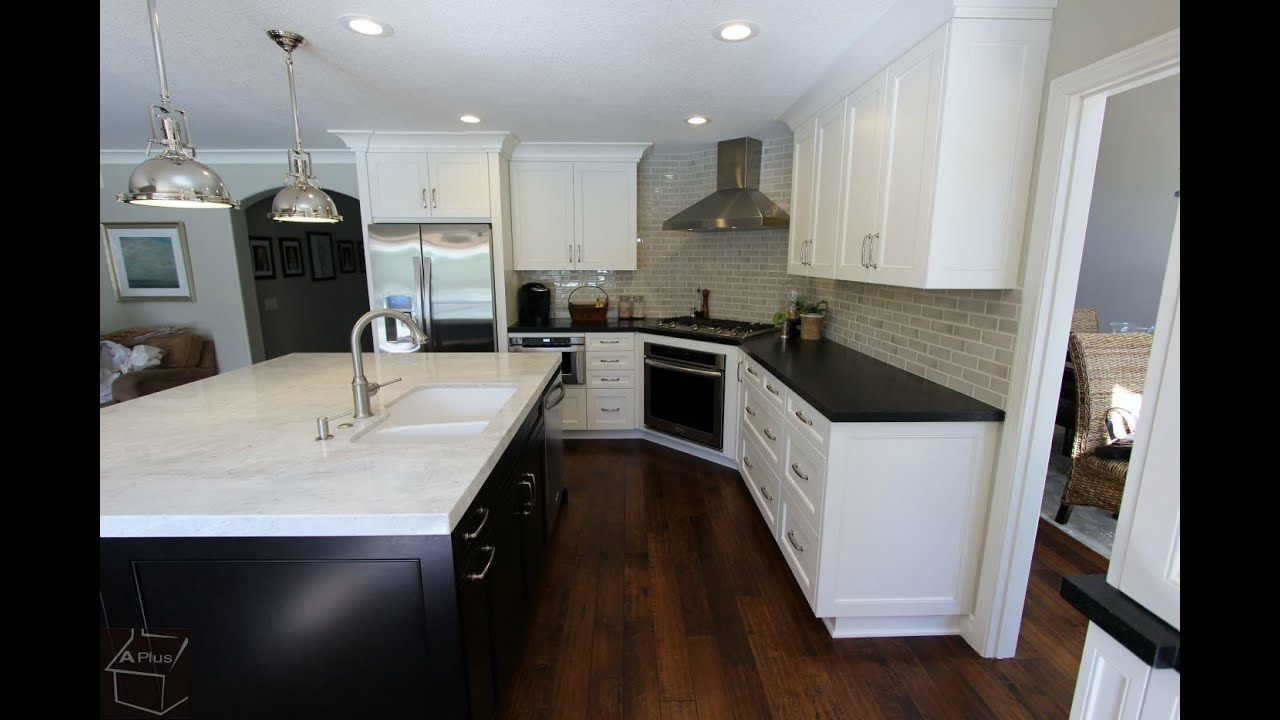 Transitional Style Design Build Kitchen Remodel In Laguna