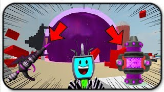 *level Code* The Black Hole Pack Destroys The Server In Destruction Simulator (Roblox)