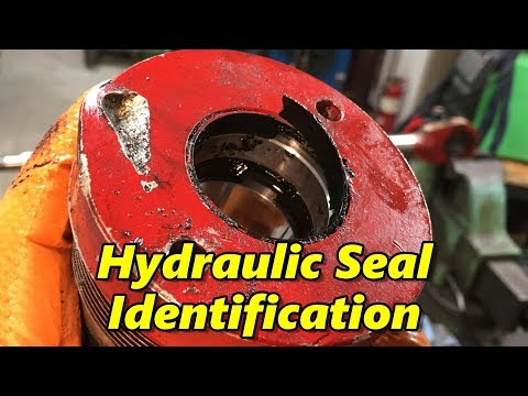 SNS 216 Part 2: Hydraulic Cylinder Tear Down, Kit King Seal Twister