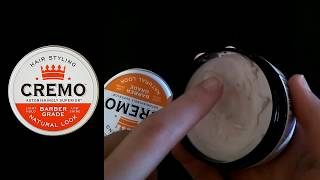 LOOK and FEEL Cremo Hair Styling Cream Natural Look Matte