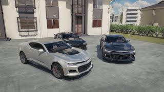 Forza Horizon 3 | '17 Camaro ZL1 // 1000+HP LT4 Build Off, Testing, HWY Rolls, Airport Digs, & More